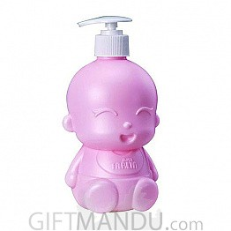 Farlin Baby Bath Bubble 500ml - TOP-176A