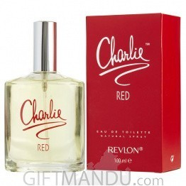 Charlie Red EDT Perfume For Women By Revlon