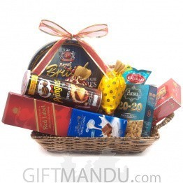 Special Festival Food & Drinks Package - 10 Items