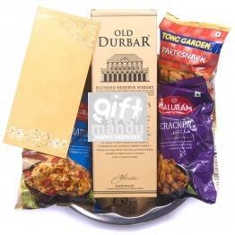 Celebrate Dashain/tihar with Amazing Snacks & Cash Sagun Package