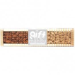 Tihar Masala Dry Nuts Box (Almonds and Cashews)