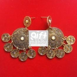 Dangle Earrings Newari Designed