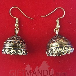 Traditional Jhumka