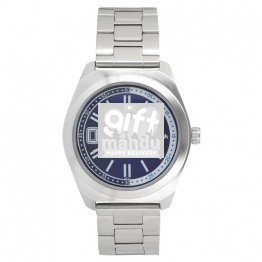 Fastrack Blue Dial Analog Watch for Men - 3174SM02
