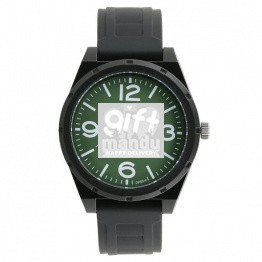 Fastrack Green Dial Analog Watch for Men (38040PP03)