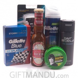 Personal Care Gift Hamper For Dad