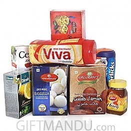 Special Father's Day Goodies - Viva, Sweets & many more (8 items)