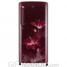 LG 190ltr Single Door Refrigerator GLB-205ARGB