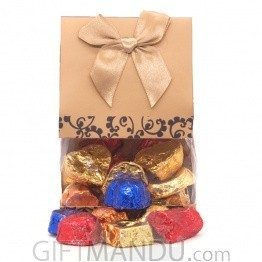 Gourmet Chocolates in Attractive Bag