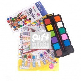 Painting and Coloring Set For Kids
