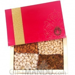 Mixed Dry Nuts in Beautiful box