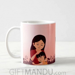 """Happy Mother's Day"" Printed Mug"