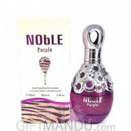 Noble Purple EDT Perfume Natural Spray For Women