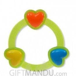 Kidsme Heart Shape Rattle 9574