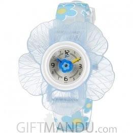Zoop Analog Silver Dial Children's Watch -C4006PP01