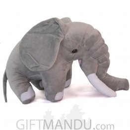 """Elephant Toy For Baby 16"""""""