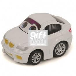 Die Cast Car Mini (white car)