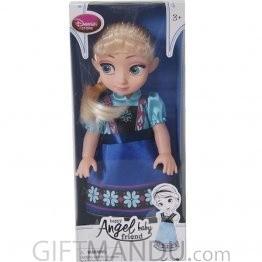 Happy Angel Baby Friend Cute Doll (Blue Dress)
