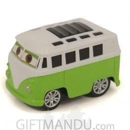 Die Cast Car Mini (Green Mini bus)