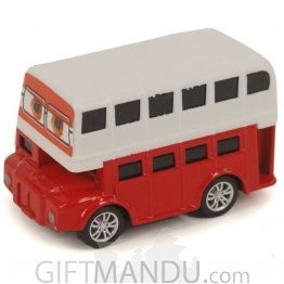 Die Cast Car Mini (red bus)