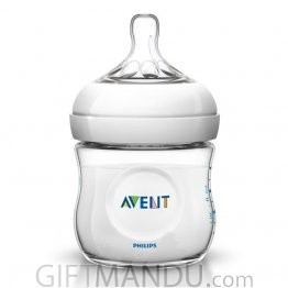Philips Avent Natural Baby Bottle 125ML (SCF690/17)