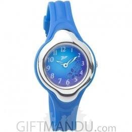 Titan Zoop Blue Dial Analog Watch for Kids (C2001PP01)