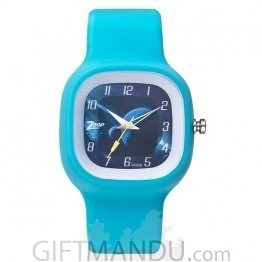 Titan Zoop Black Dial Analog Watch for Kids (C3030PP09)