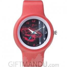 Titan Zoop Black Dial Analog Watch for Kids (C3029PP05)