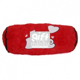 Red Love Pillow Cushion