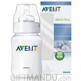 Philips Avent Feeding Bottle 260ml (1m+)