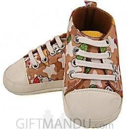 Cute Multi-Color Converse Shoe For Both (9-12 months)