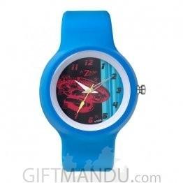 Titan Zoop Black Dial Analog Watch for Kids (C3029PP09)