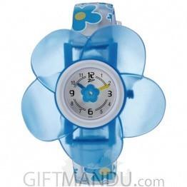 Zoop Analog Silver Dial Children's Watch - C4004PP02