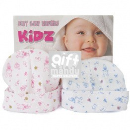 Soft Baby Napkins with Cap For New Born Baby