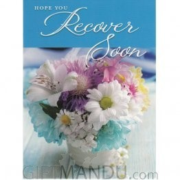 Hope You Recover Soon - Greeting Card
