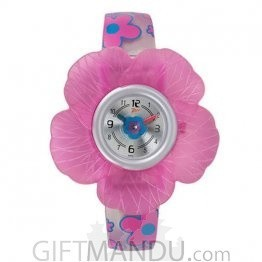 Titan Zoop Silver Color Dial Analog Watch for Kids (C4006PP02)