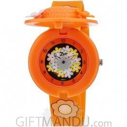 Titan Zoop Analog Multi-color Dial Children's Watch - C4032PP03
