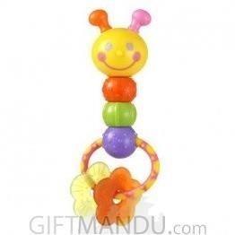 Kidsme Baby Worm Rattle (BF-9729)
