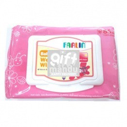 Farlin Baby Wet Wipes 85Pcs (DT-006A)