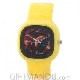 Titan Zoop Black Dial Analog Watch for Kids (C3030PP06)