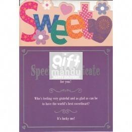 Sweet - Greeting Card