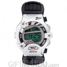 Titan Zoop Multi Color Dial Digital Watch for Kids (C3002PV01)