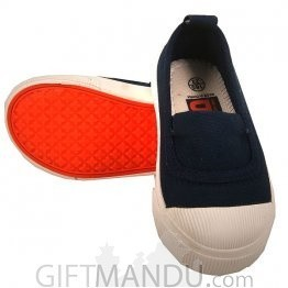 Cute Blue Shoe For Boy and Girl