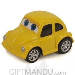 Die Cast Car Mini (yellow car)