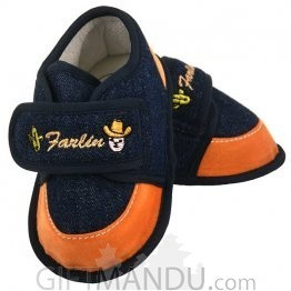 Farlin Babies Booties (BF-475) - Three Sizes Available