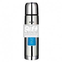 Baltra Vacuum Flask - Slimline Steel Flask 350ml (BSL-201)