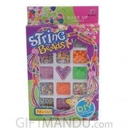Colorful String Beads For Girls