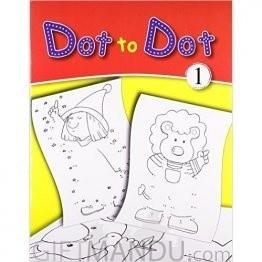 Dot to dot book 1