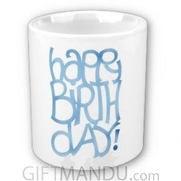 Happy Birthday Cup (Best Wish)
