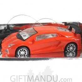Radio Control Future Pioneer Racer Car (Orange)